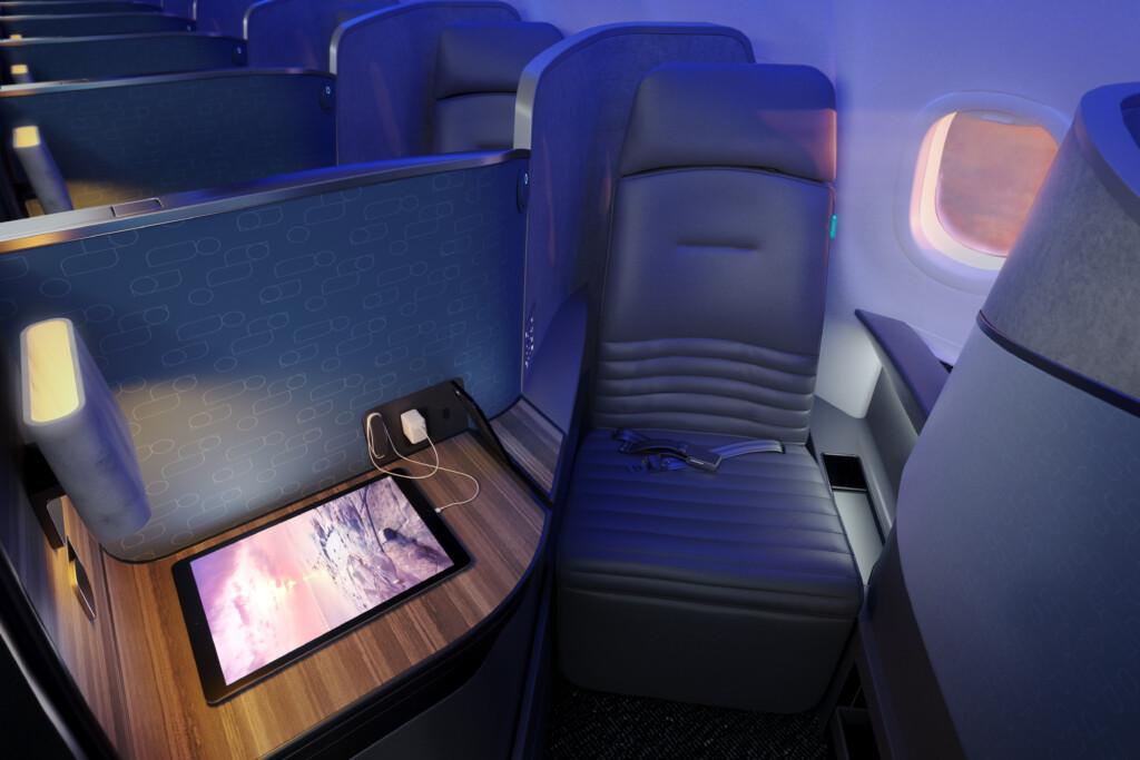 JetBlue Unveils Completely Reimagined Mint