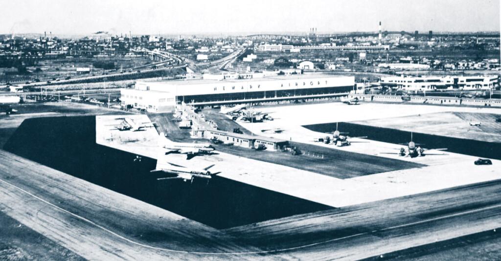 Aéroport de Newark 1953