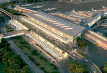 New Features of Renewed Newark Airport Unveiled