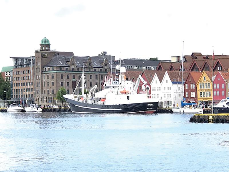 A Quick Shot to Bergen, Norway