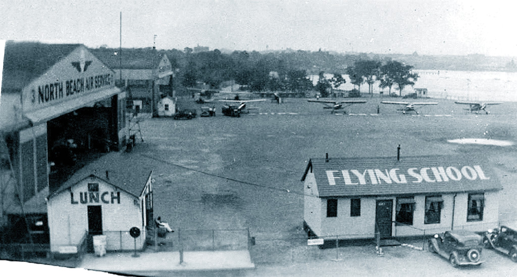 North Beach Airport NY Flying School