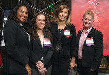 Port Authority Women in Construction award