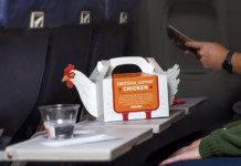 """POPEYES Launches """"Emotional Support Chicken"""" to Provide A Little Humor to Help Ease the Stress of Holiday Travel"""