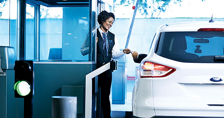 Parking Operations At Newark Liberty International Airport