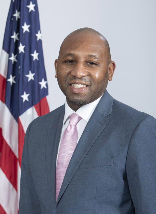 Donovan Richards, Borough President of Queens