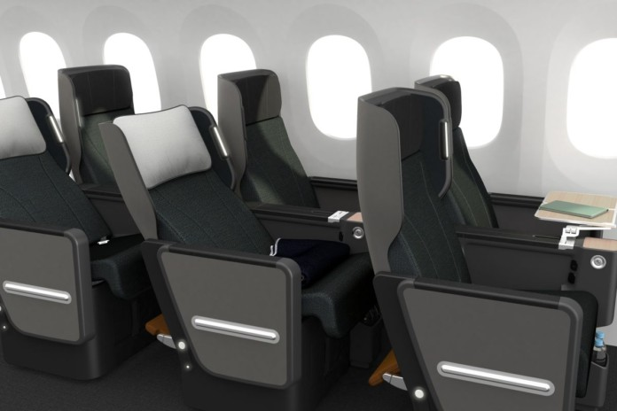 Quantas Boeing 787 Dreamliner