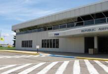 Republic Airport (FRG) Passenger Terminal