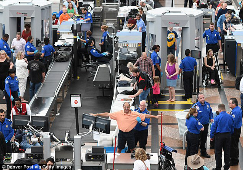 Image result for TSA screens more than 72 million passengers and crew during record-breaking spring travel season