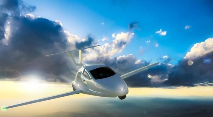 Samson Motorworks Switchblade flying sports car