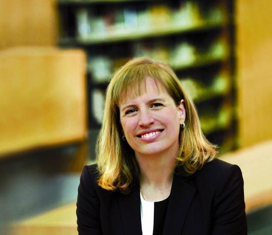 Dr. Sharon B. DeVivo, President, Vaughn College