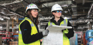 Skanska Makes Efforts to Use Personal Protective Equipment Especially for Women