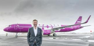 Skúli Mogensen WOW Airline