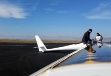SolAero Wing Solar Cells