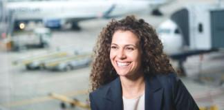 Sophia Mendelsohn Head of Sustainability for JetBlue