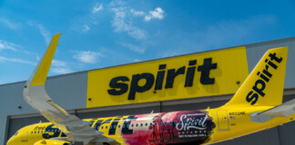 Spirit Airlines New Livery Captures The Spirit