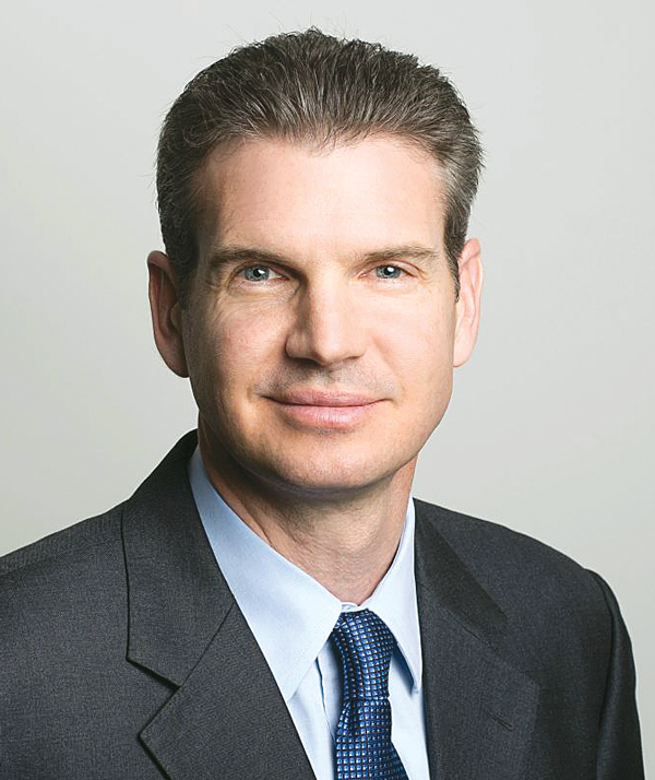 Stewart Steeves, CEO,  LaGuardia Gateway Partners