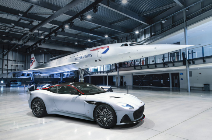 British Airways and Aston Martin Gear Up for Take-off