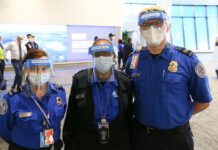 TSA Team at LaGuardia Airport Earns DHS Secretary's Award for Pandemic Heroism
