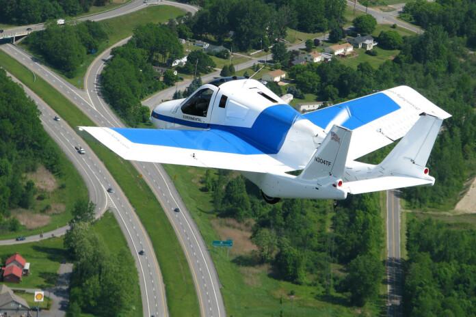Terrafugia's Transition Receives FAA Certification