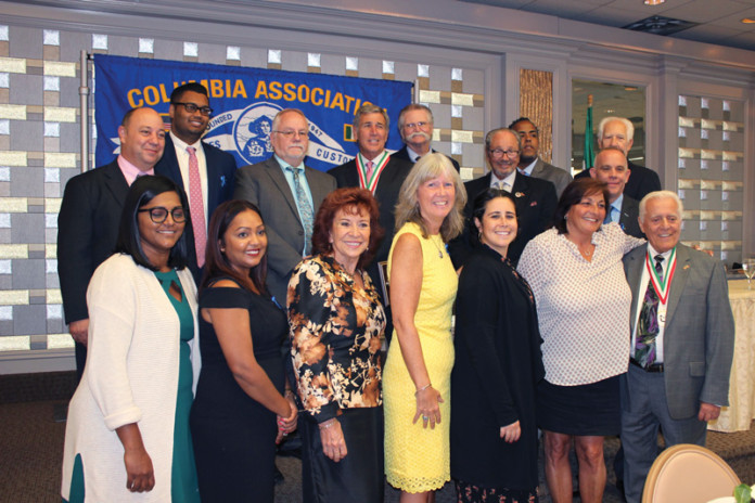 The Columbia Associations of U.S. Customs Annual Italian Heritage Day