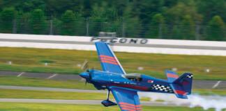 The Pocono Raceway Air Show