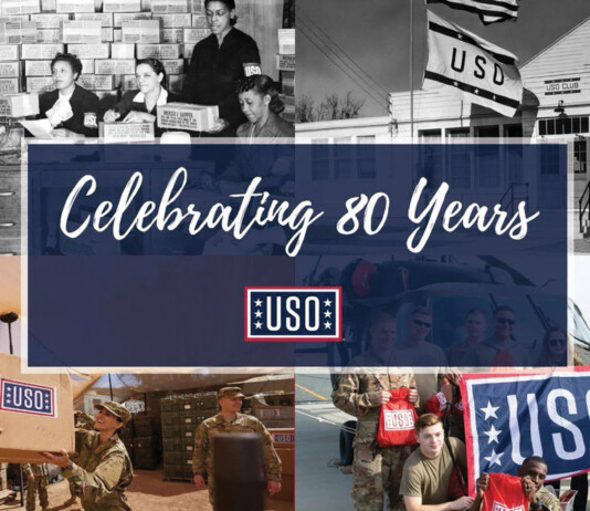 The USO, A Home Away From Home for 80 Years