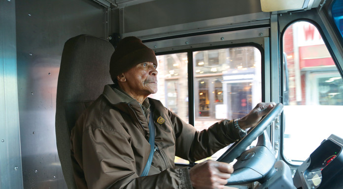 UPS Driver Ronald McKnight