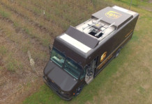 UPS Florida Drone Test