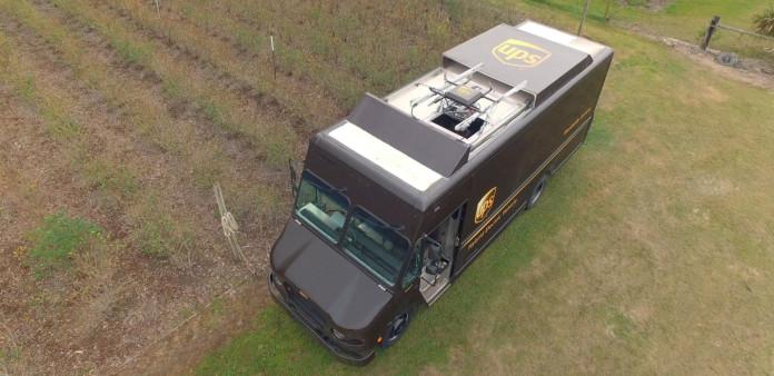 UPS Florida Drone Test