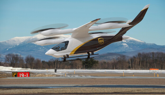 UPS to Purchase Fleet of Electric Aircraft