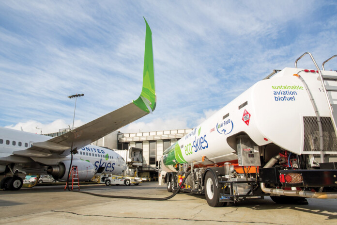 United Airlines Makes Major Commitments to Sustainable Aviation Fuels