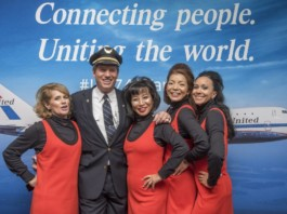 United Airlines 747 – Queen of the Skies