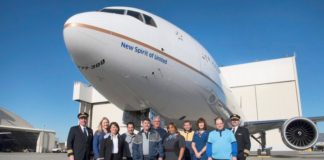 United Airlines New Spirit