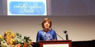 Vaughn College Gala Honors Mary Ellen Jones