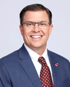 Wally Devereaux, Managing Director of Cargo and Charters, Southwest Airlines