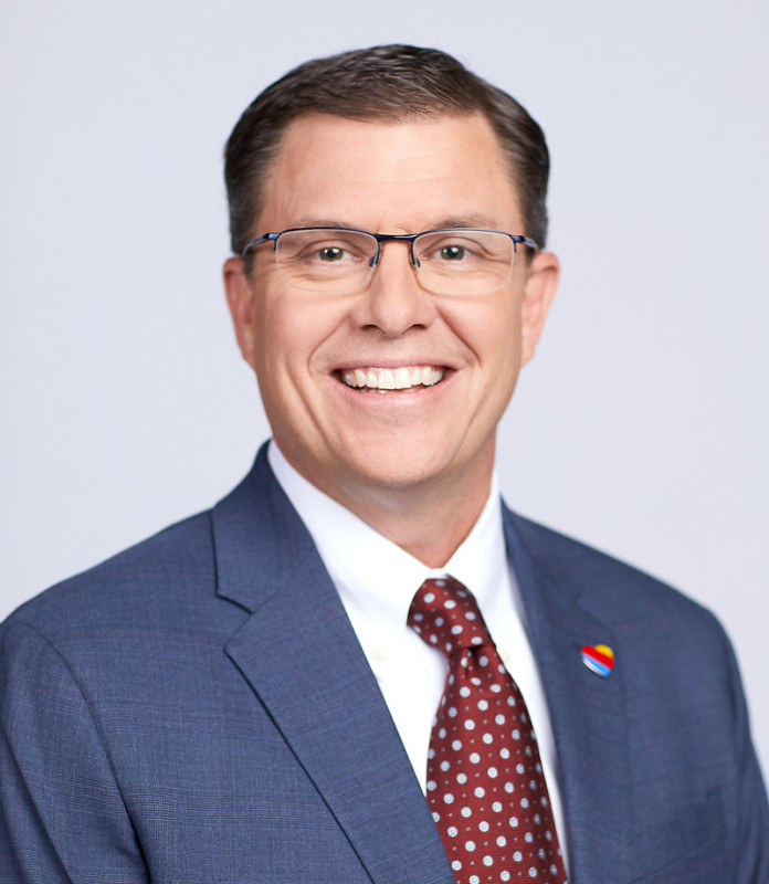 Wally Devereaux, Managing Director Cargo and Charters, SouthWest Airlines