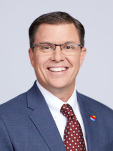 Wally Devereaux, Managing Director of Cargo and Charters for Southwest Airlines.