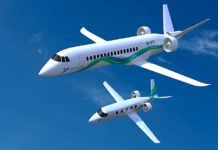 Zunum Aero hybrid electric aircraft