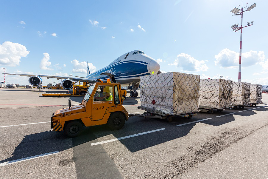 AirBridgeCargo Airlines deepens its vaccine expertise with transportation of UNICEF shipment