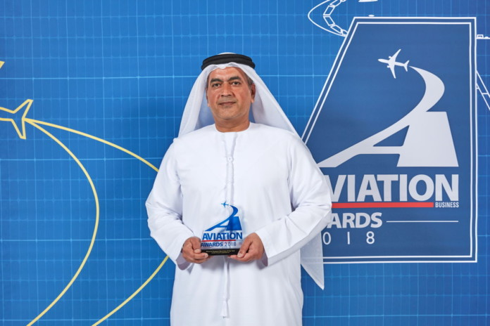 dnata named Ground Support Services Provider of the Year