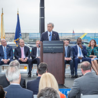 Newark Terminal One Ground Breaking