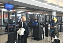 TSA Ramps Up Safety Measures As Pandemic Continues