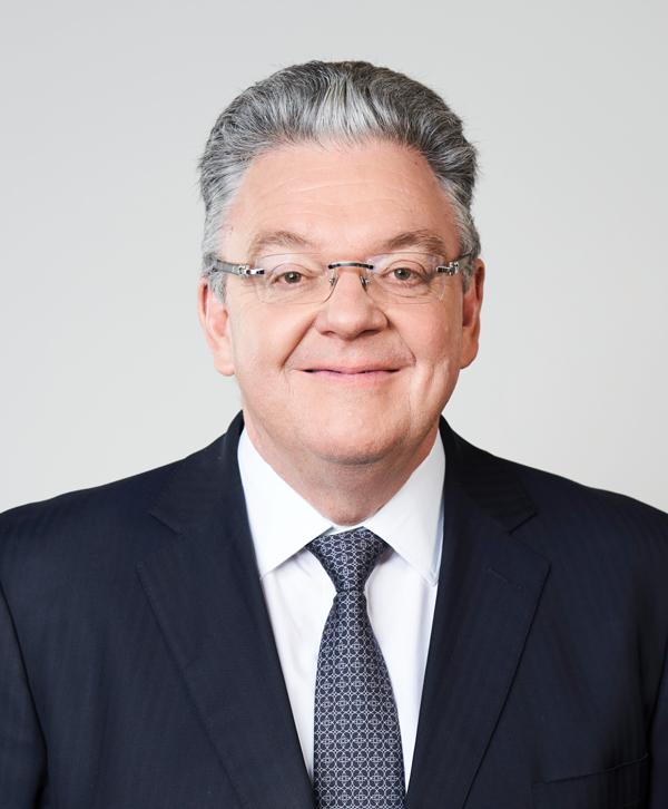 John Pearson, CEO, DHL