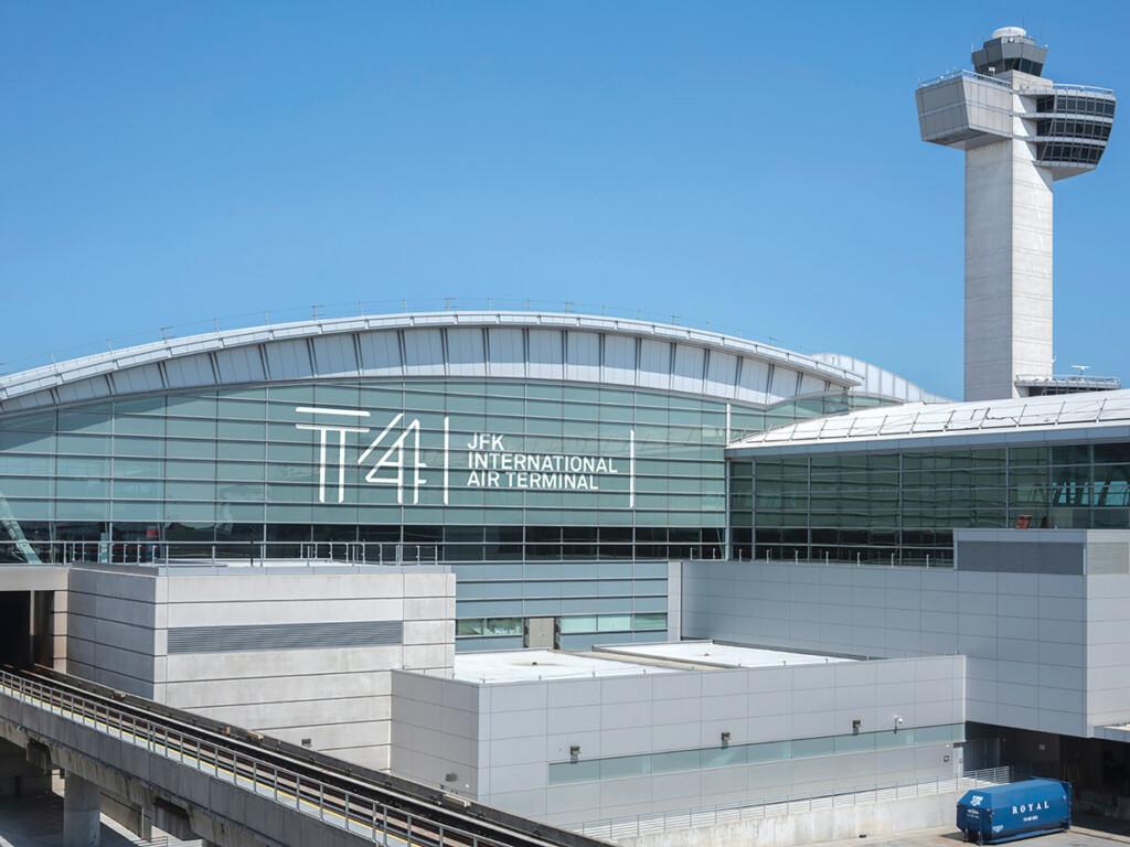 JFK Airport T4 terminal