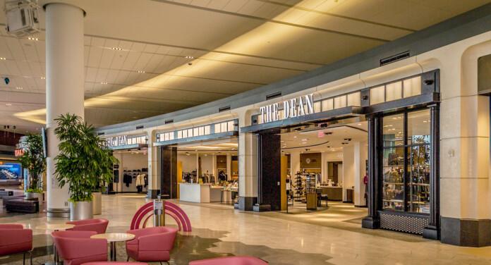 the DEAN at LaGuardia Airport