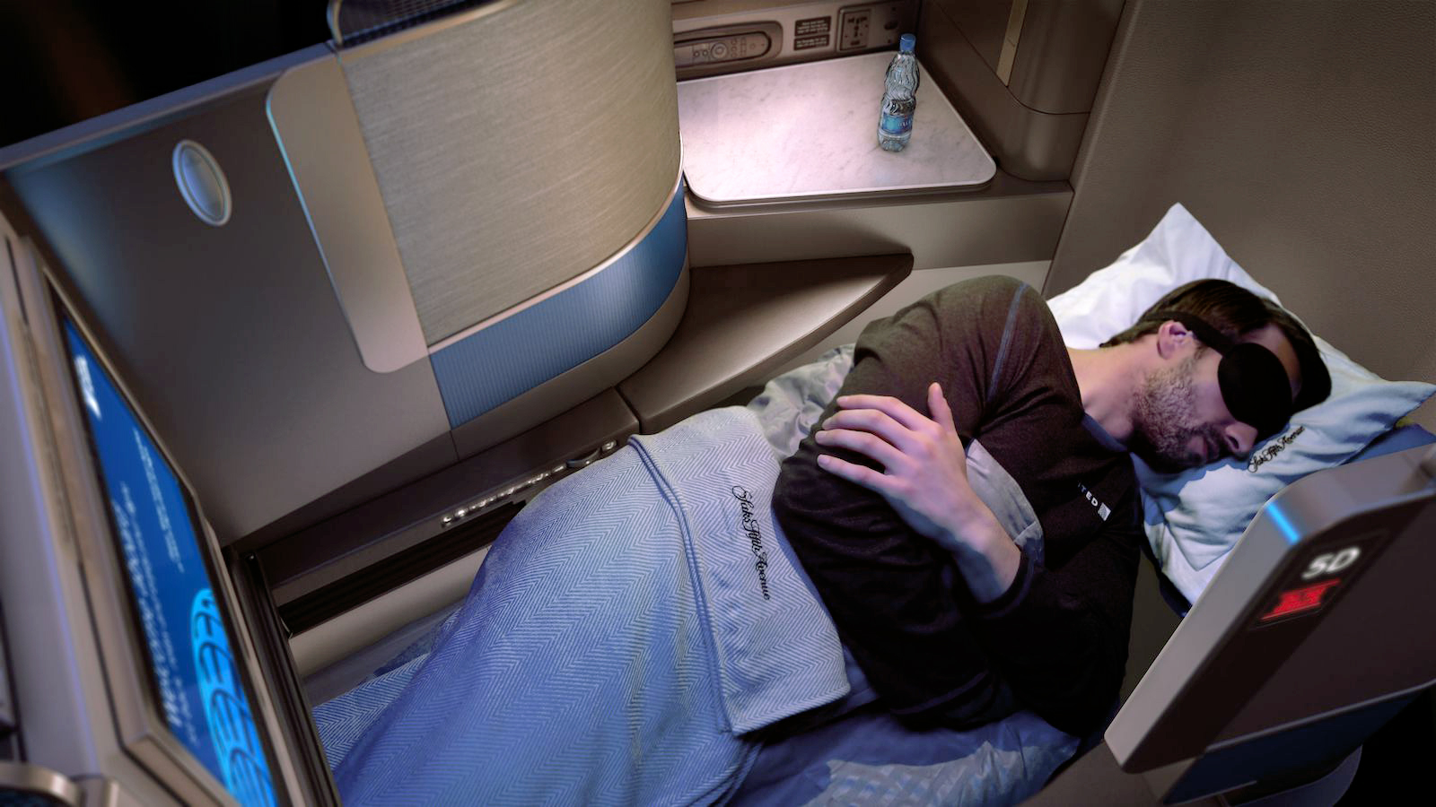 United Airlines Unveils Reimagined International Travel Experience – United  Polaris Business Class 2e5dd0458be13