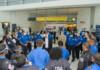 David Pekoske TSA at EWR